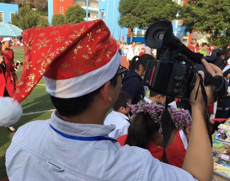 南宁电视台同学汇栏目拍摄